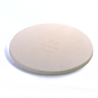 big green egg medium baking stone