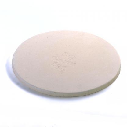 big green egg medium baking stone