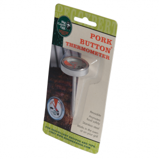 big green egg button thermometer