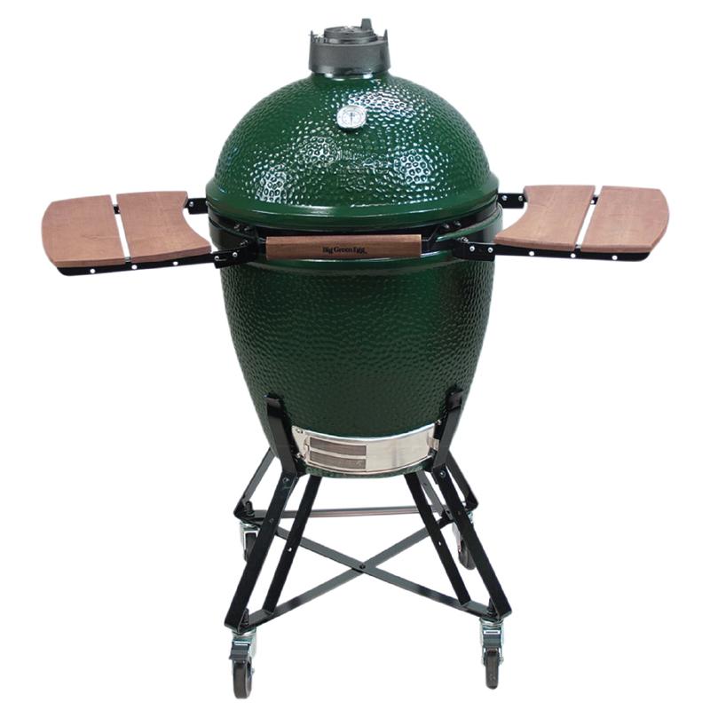 big green egg large met onderstel barbecueplein. Black Bedroom Furniture Sets. Home Design Ideas