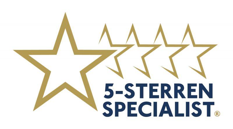 5-sterrenspecialist