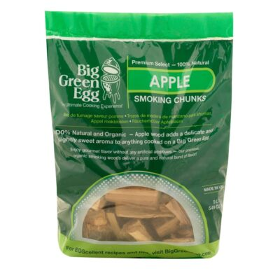 Big Green Egg Apple Woodchunks